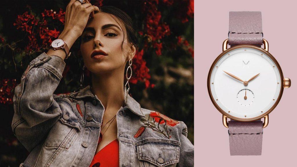 Ceasuri dama MVMT