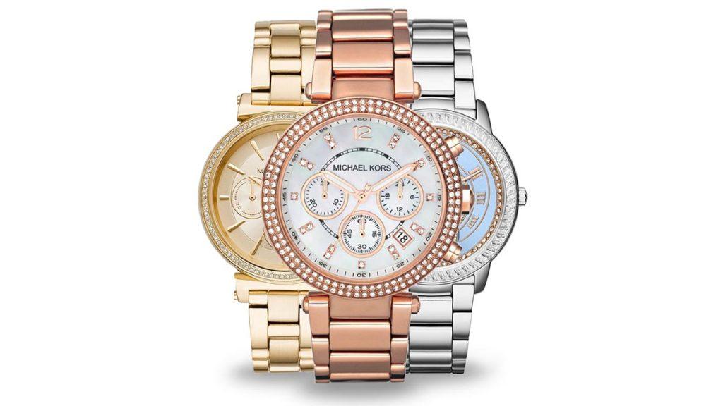 Cele mai îndrăgite ceasuri printre femei sunt Michael Kors