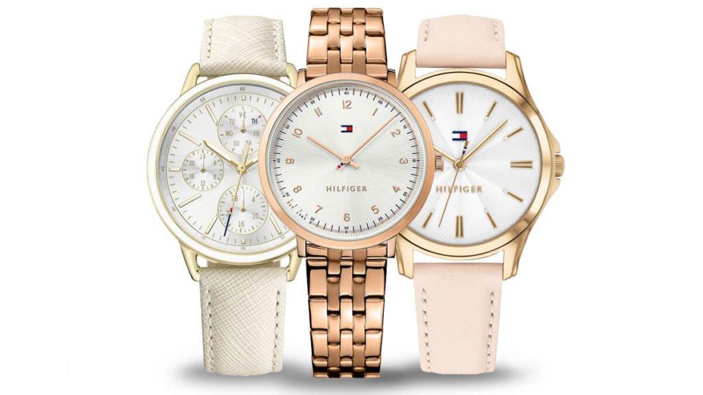 Alege pentru tine ceasul de damă mult visat de la Tommy HIlfiger