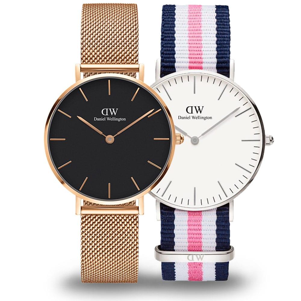 Descoperiți popularul brand de ceasuri minimaliste Daniel Wellington