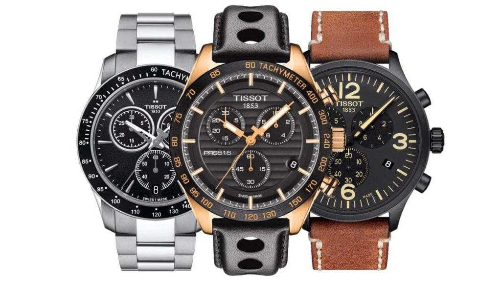 Ceasurile pentru bărbați Tissot sunt ceasuri elvețiene luxuriante