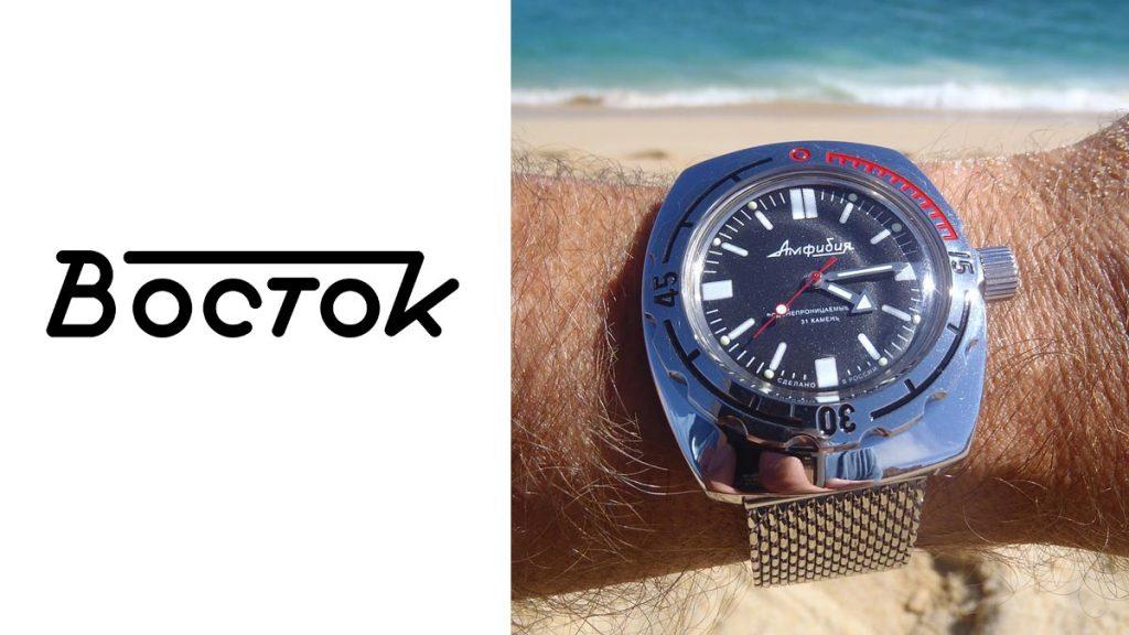 Legendarul ceas rusesc Vostok Amphibia