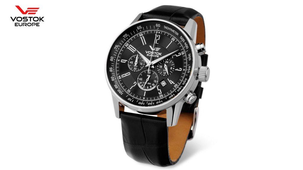 Ceasul Vostok cu cronograf