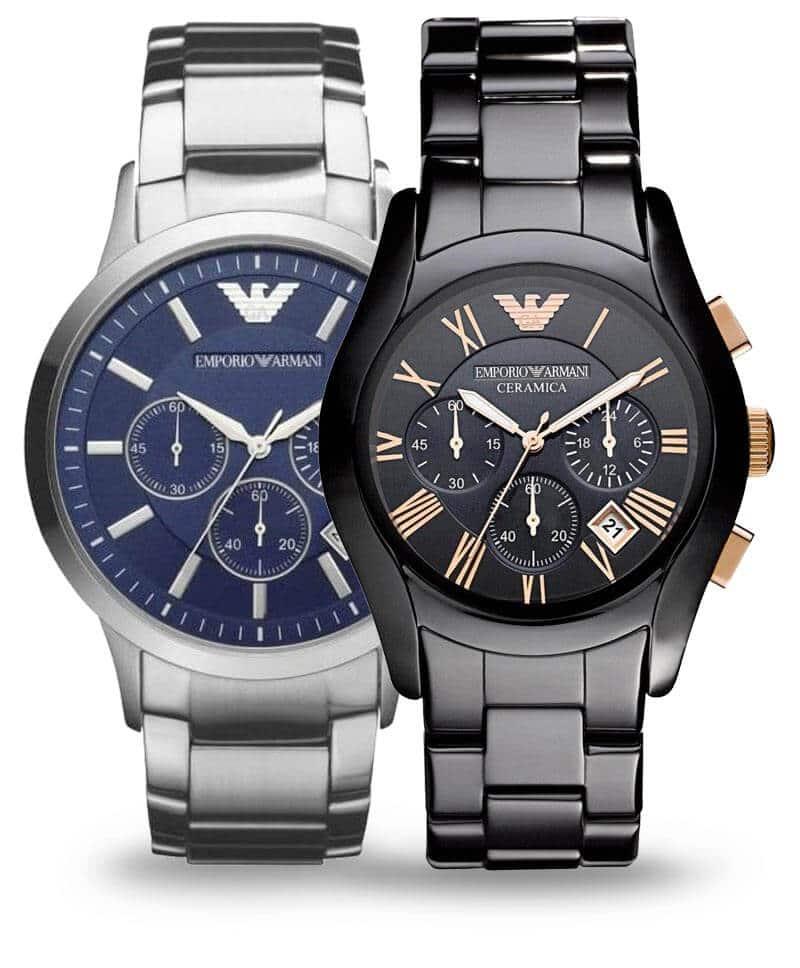 Ceasul Emporio Armani este un accesoriu excelent pentru fiecare bărbat căruia îi plac accesoriile de lux