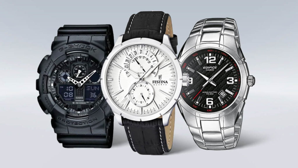 Ceasuri ieftine pentru bărbați de la mărci verificate