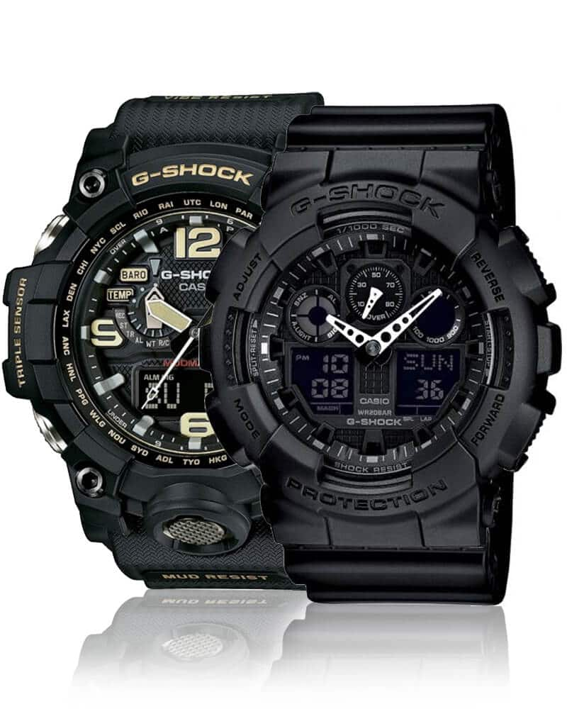 Ceasurile robuste pentru bărbați Casio G-Shock sunt alegerea excelentă pentru fiecare, care caută ceasuri rezistente