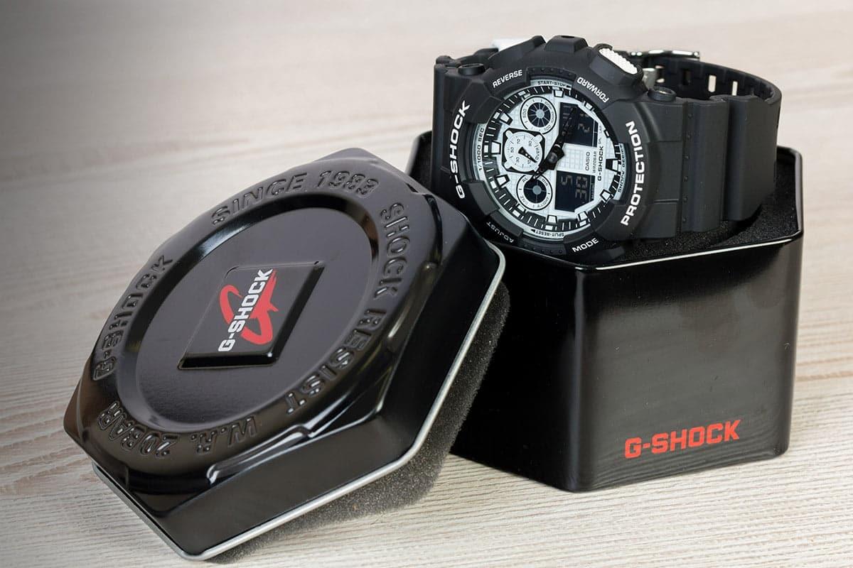 Setarea orei la ceasurile Casio G-Shock