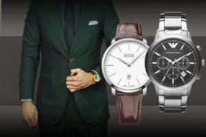 Sunteți în căutarea unui ceas bărbătesc stilat potrivit la costum?