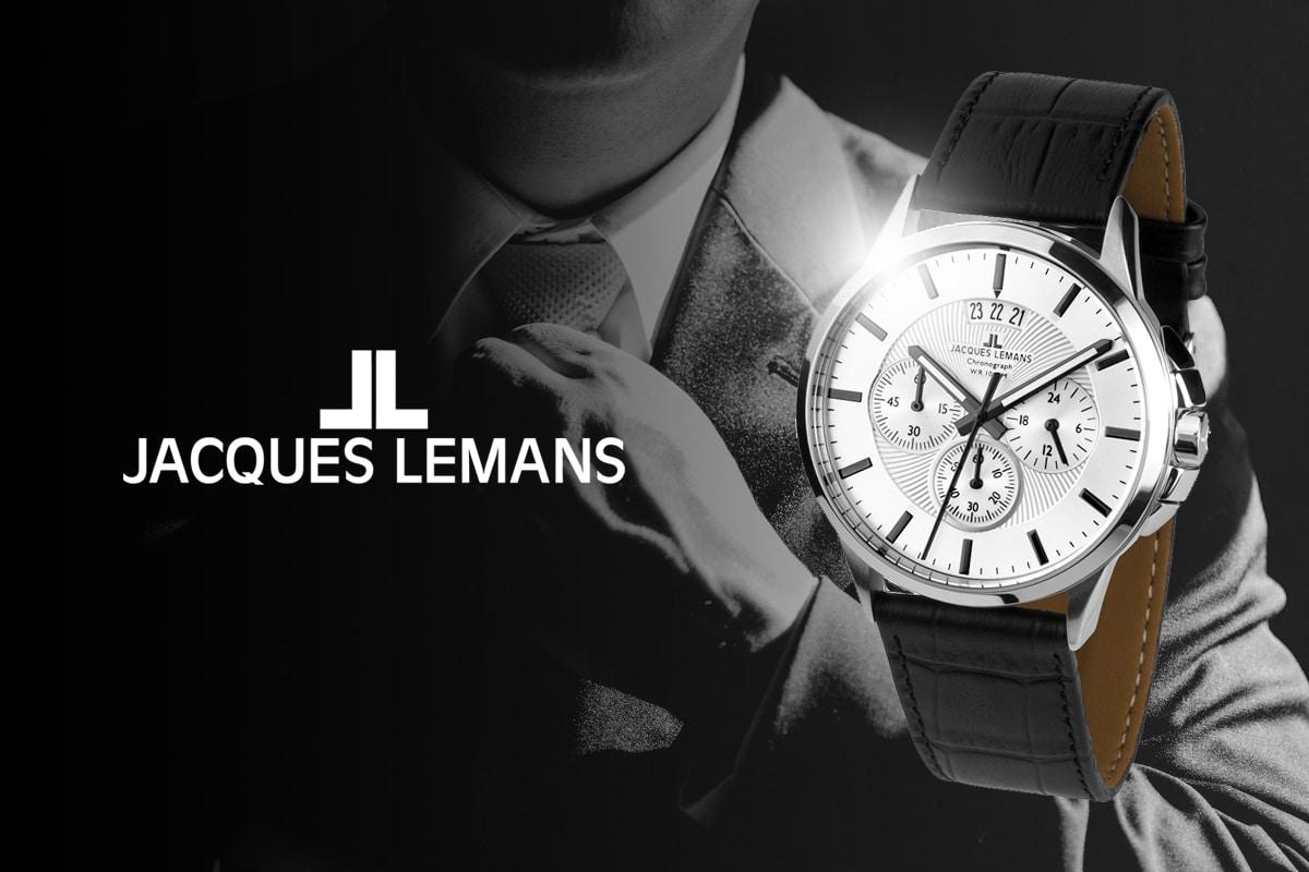 Ceasuri calitative elvețiene Jacques Lemans