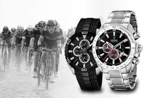 Ceasurile Festina sunt din punct de vedere al istoriei strâns legate cu lumea ciclismului