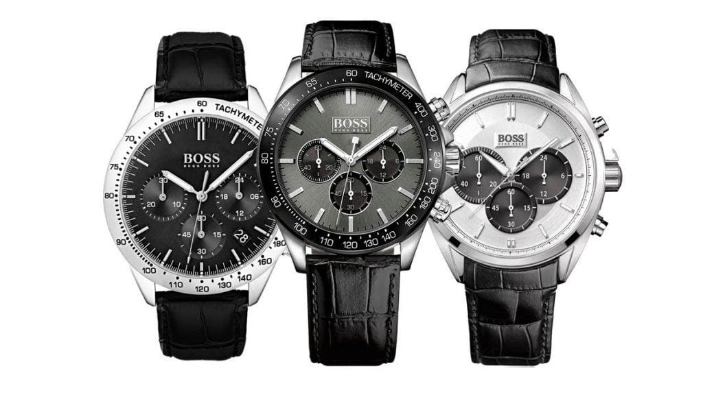 Ceasul bărbătesc Hugo Boss se remarcă prin stilul său elegant inconfudabil cu o notă l