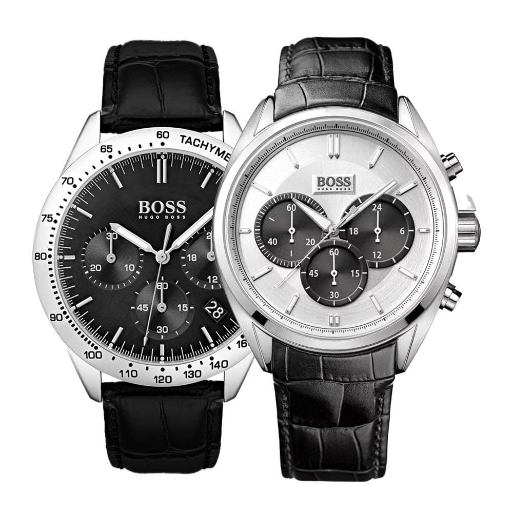 Ceasurile luxuriante Hugo Boss sunt sinonimul eleganței și a stilului luxos.