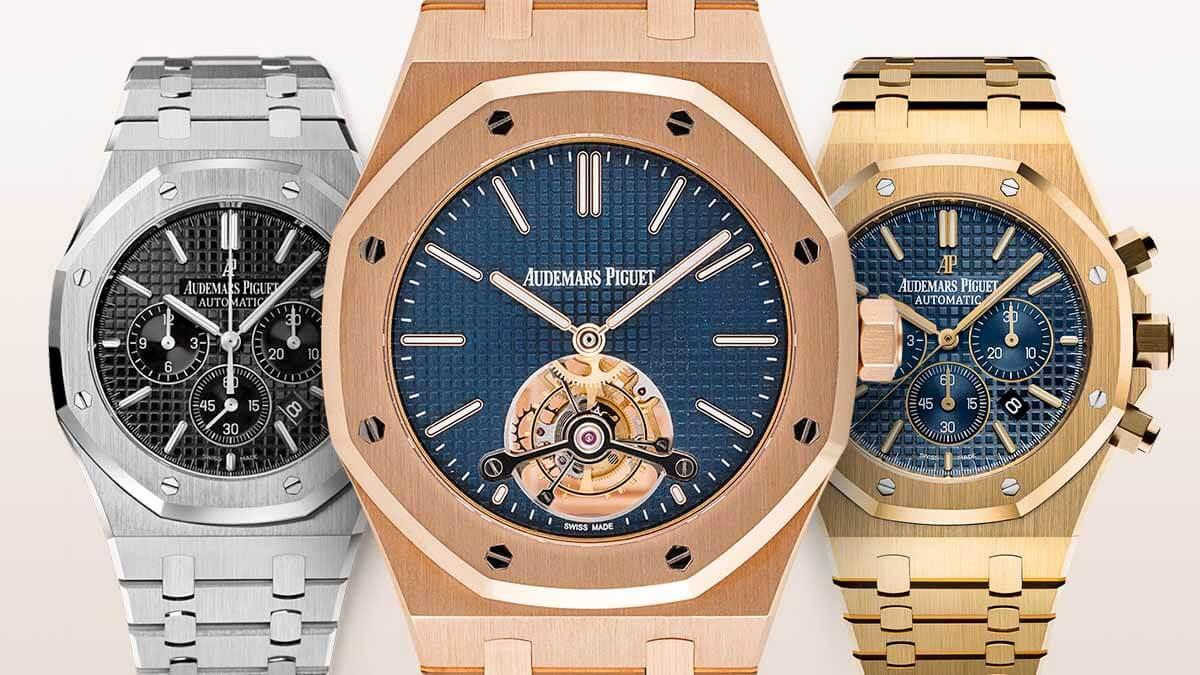 Sinonimul luxului - ceasurile Audemars Piguet