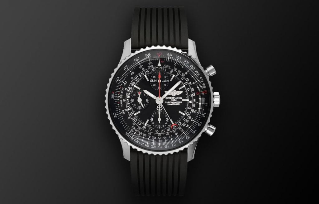 Ceasurile elvețiene inspirate de aviație - marca Breitling