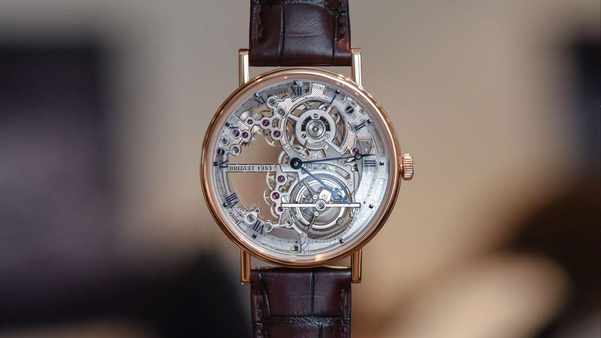 Marca Breguet și ceasurile sale, care fac parte printre cele mai scumpe din lume