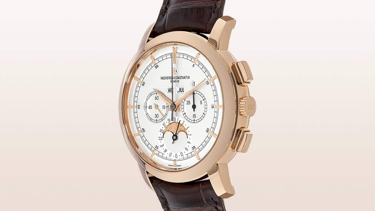 Acesta este luxuriantul ceas elvețian Vacheron Constantin