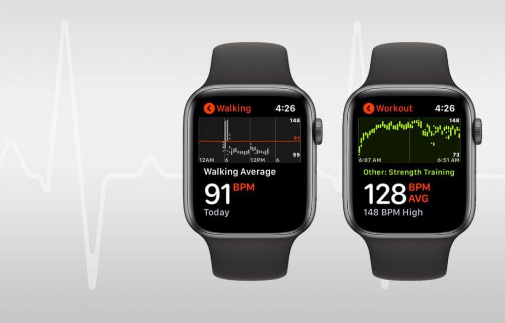 Un ajutor de neprețuit la ceasul pentru alergare este măsurarea ritmului cardiac