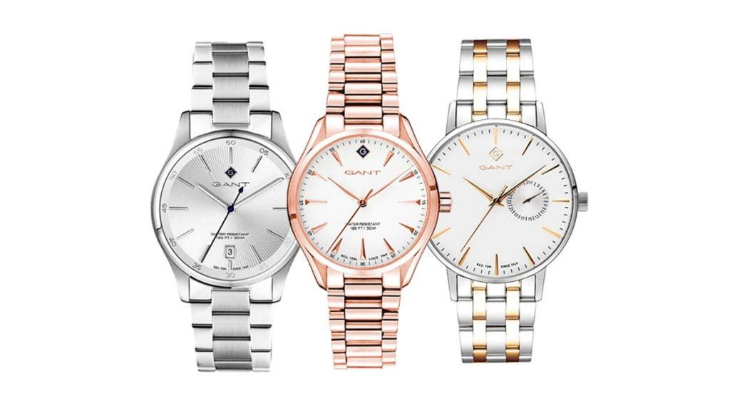 Ceasurile de damă Gant