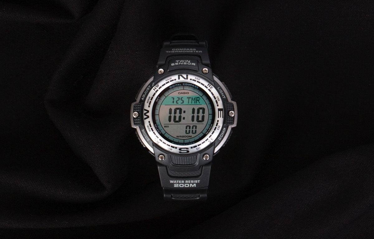 Ceasuri japonez? Categoric brandul Casio!