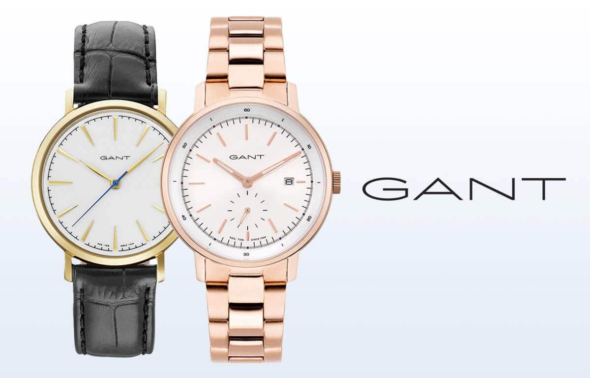 Ceasurile de damă Gant își păstrează stilul său unic și aspectul decent.