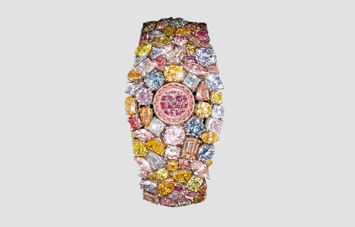 Unicatul ceas la un preț nebunesc. Acesta este cel mai scump ceas din lume Graff Diamonds Hallucination