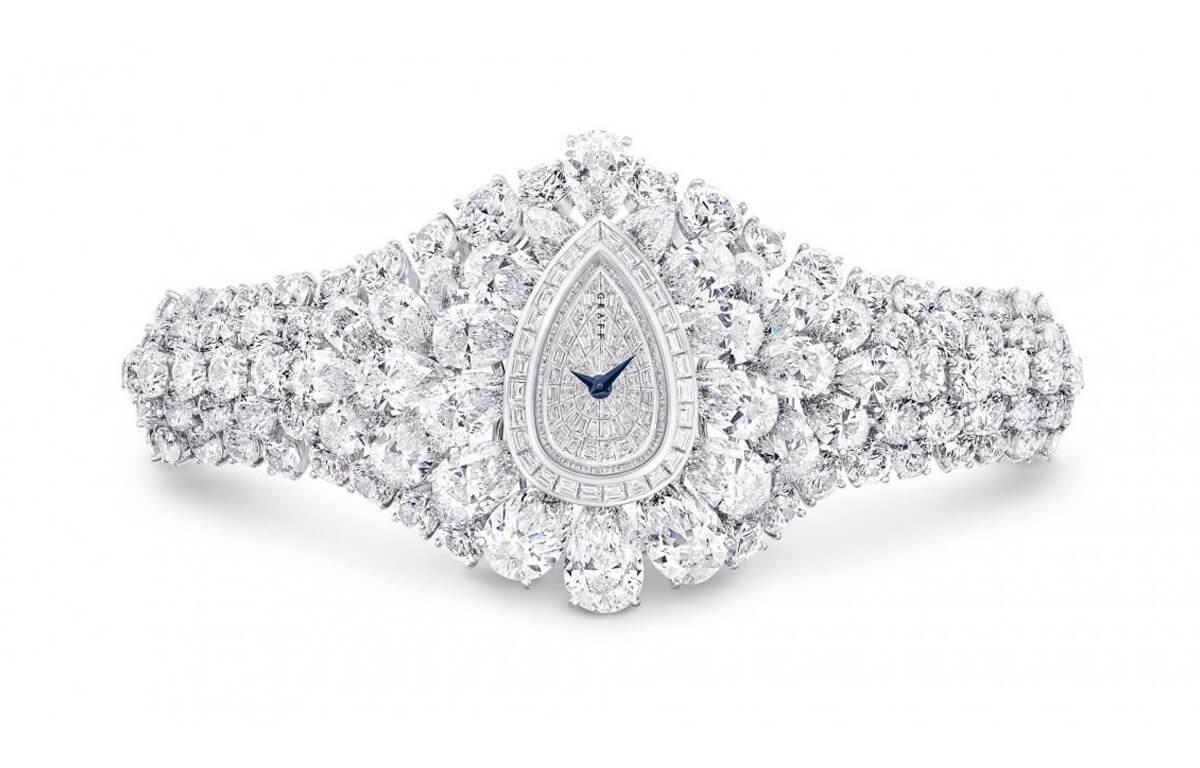 Al doilea cel mai scump ceas din lume - Graff Diamonds The Fascination