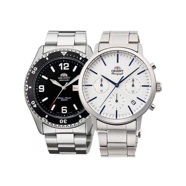 Ceasuri bărbați Orient face parte printre cele mai importante ceasuri mecanice din Japonia.