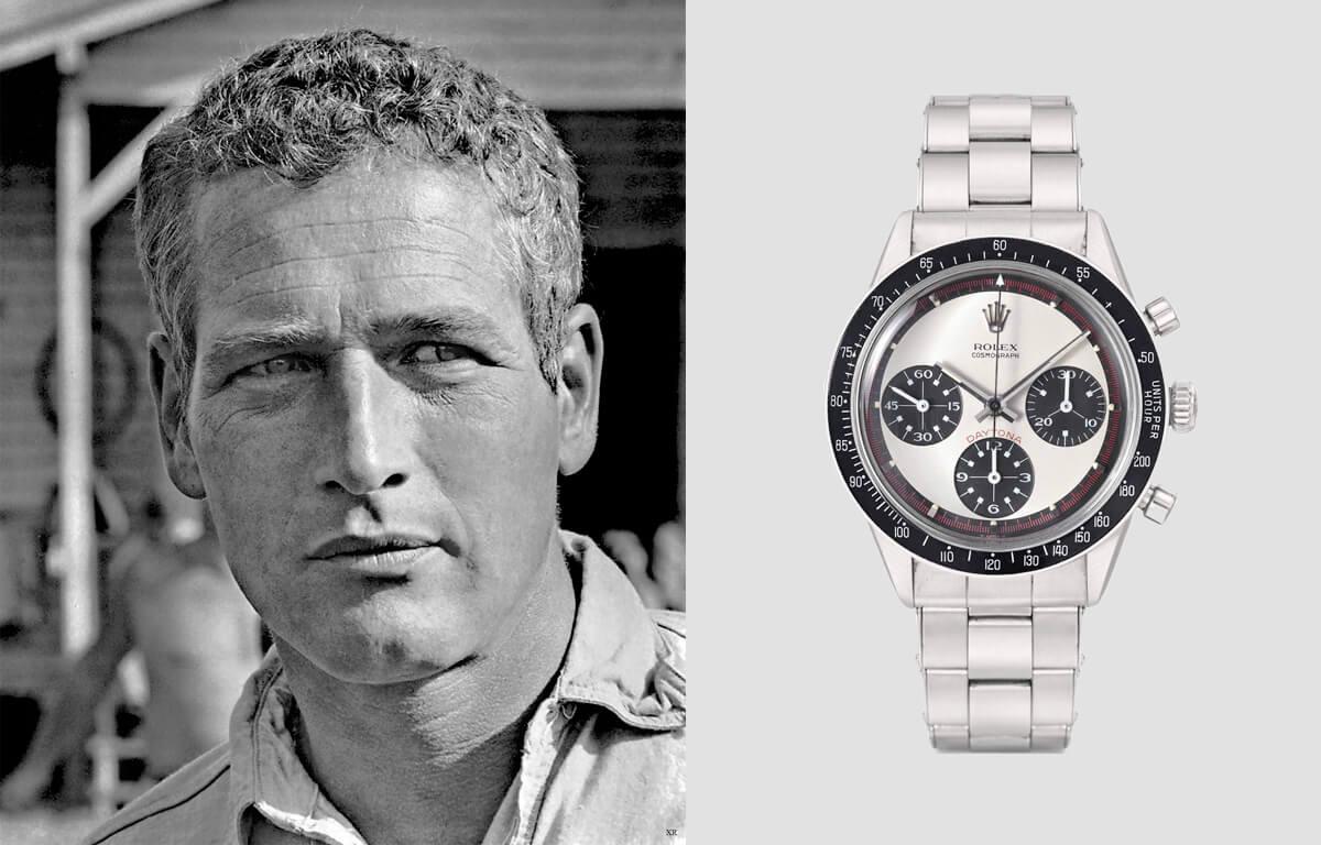 Printre fanii ceasului a făcut parte și actorul american Paul Newman. Ceasul unicat Rolex Dayton prin numele său face parte printre cele mai scumpe din lume.