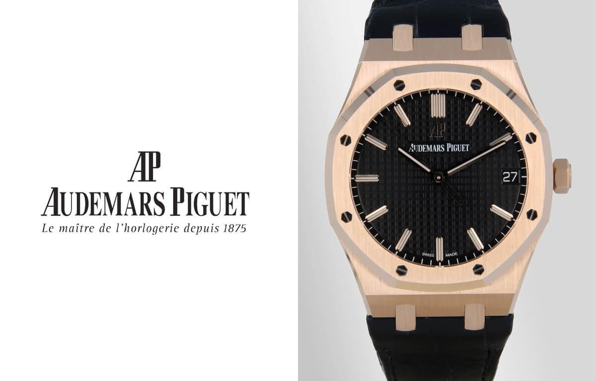 """Marca luxuriantă Audemars Piguet face parte din așa numitul """"Holy Trinity"""""""