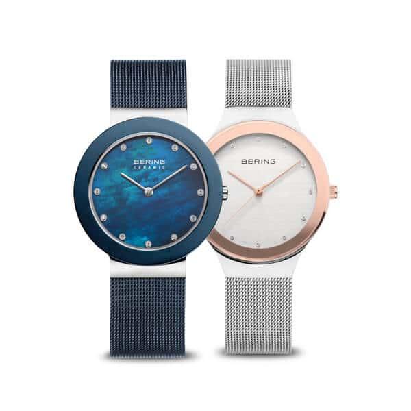 Fine și delicate - așa sunt ceasurile minimaliste de damă Bering