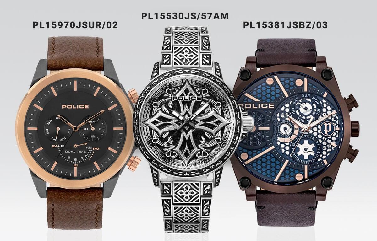 Ceasuri pentru bărbați Police - models