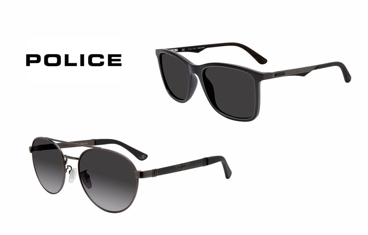 Marca Police a început prin comercializarea ochelarilor de soare