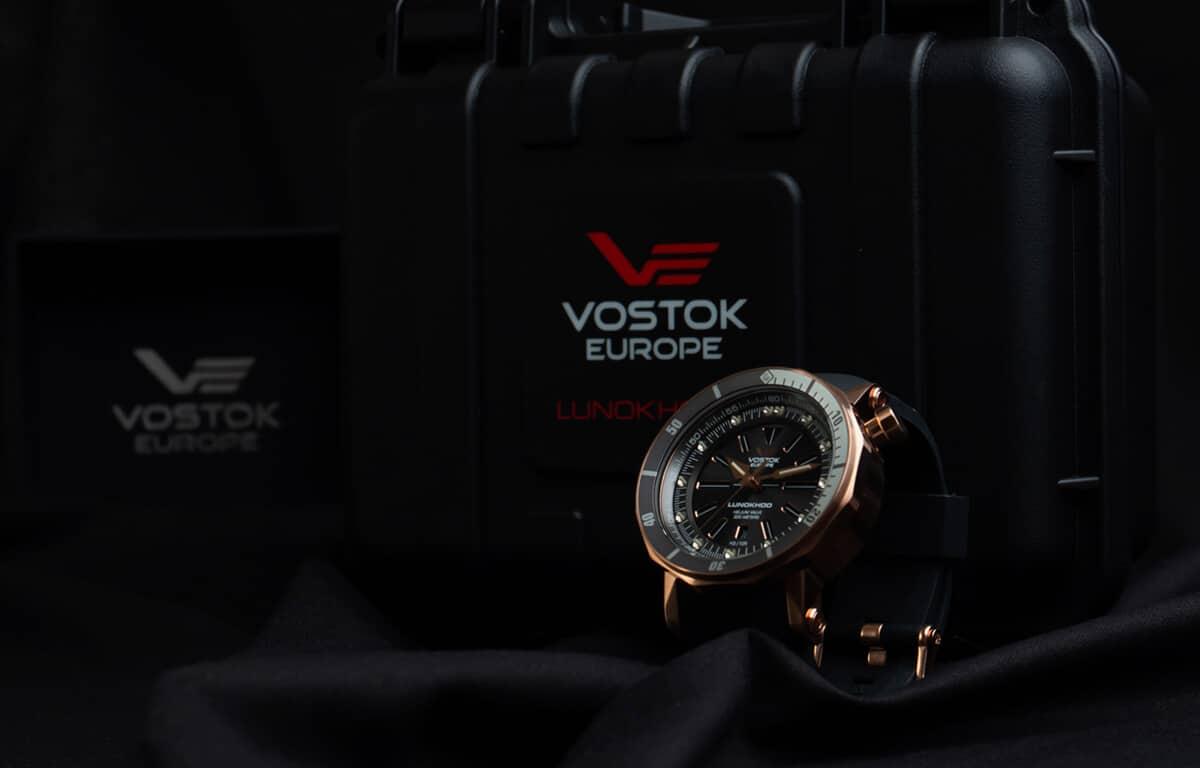 Ceasuri Vostok Europe Lunokhod-2