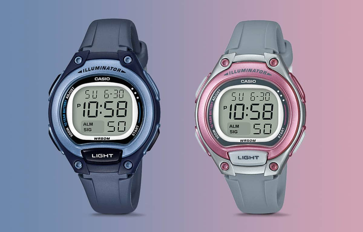 Ceasurile pentru copii Casio din colecția Collection