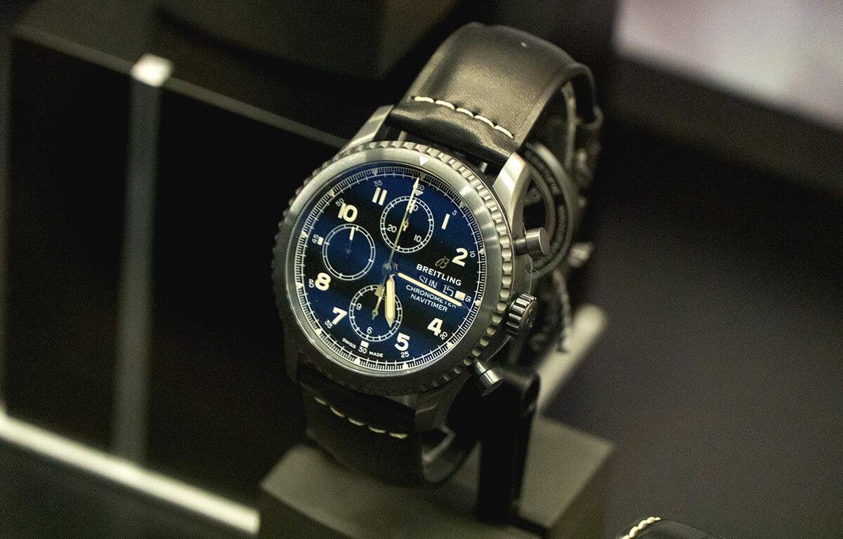 Ceasurile Breitling și istoria lor sunt strâns legate cu aviația