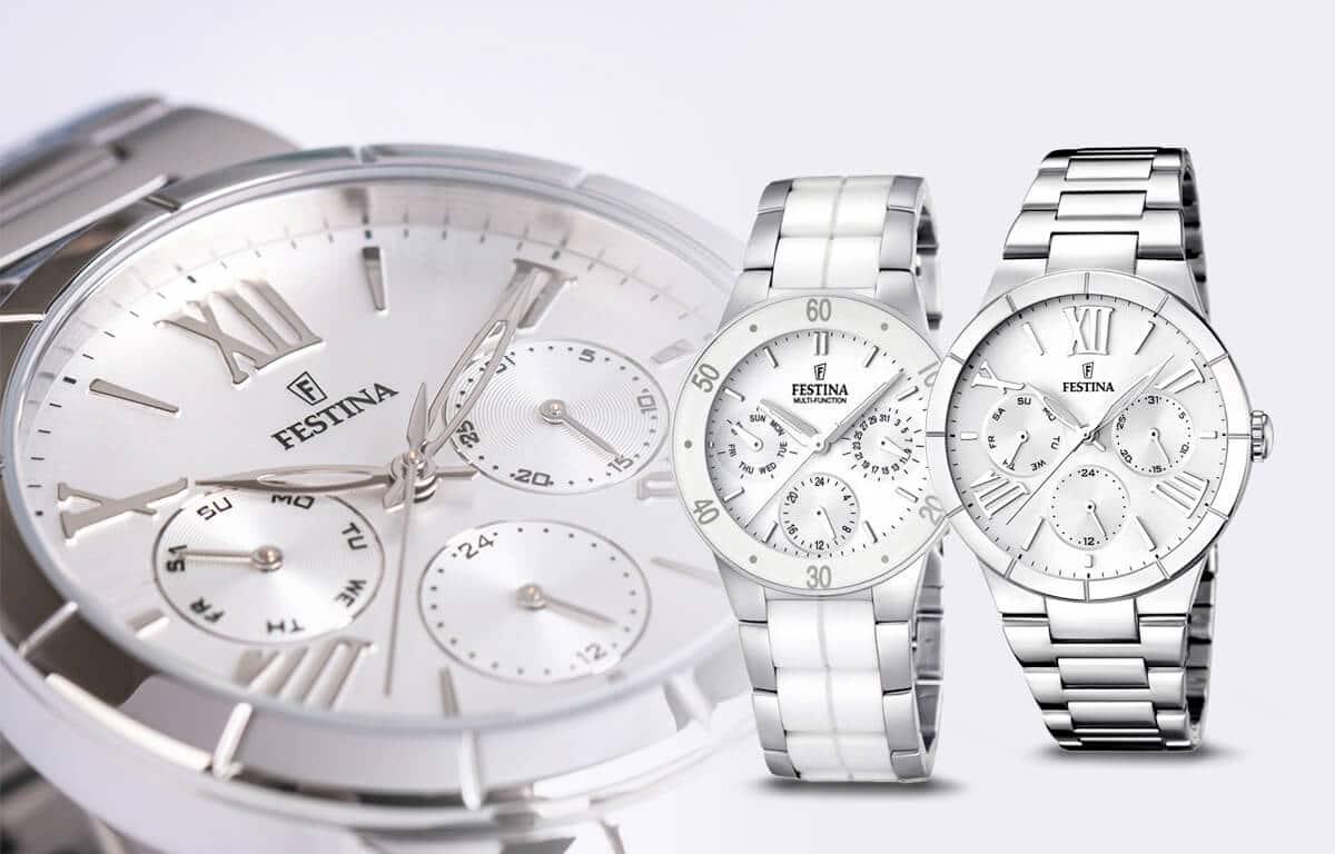 Ne-am uitat la cunoscutele colecții de ceasuri de damă Festina
