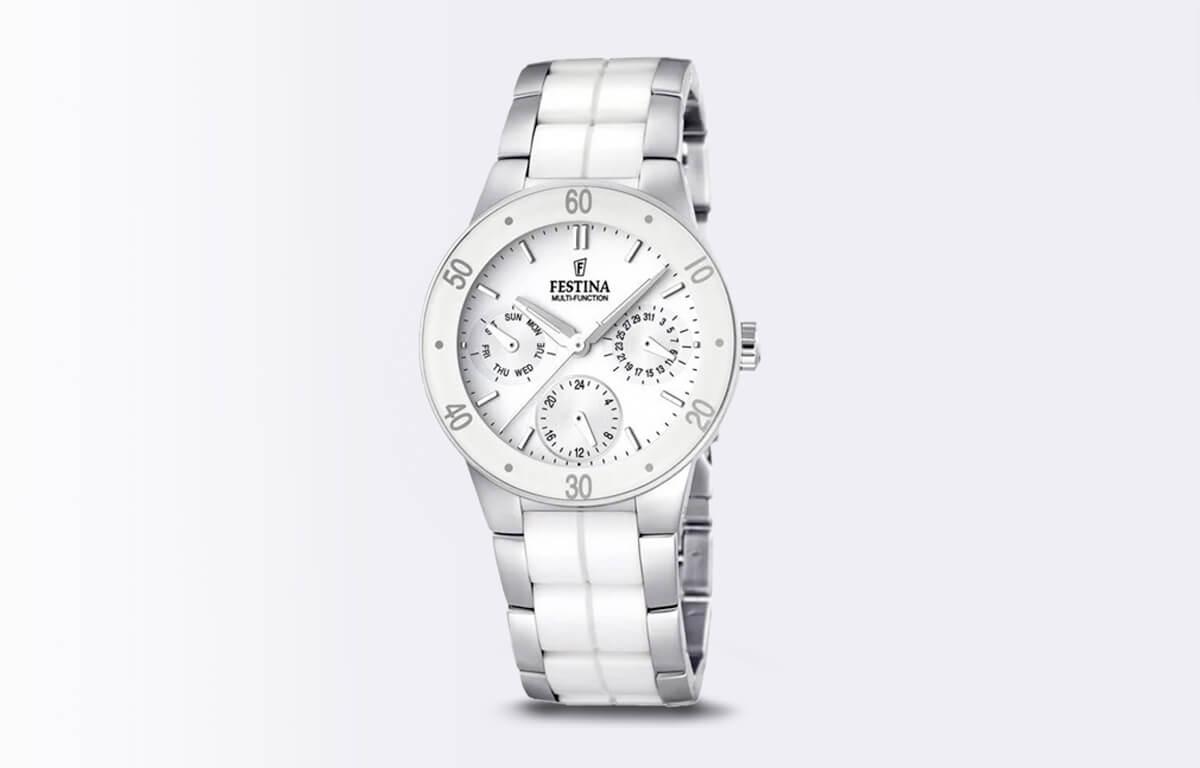 Ceasul de damă Festina Ceramic 16530/1