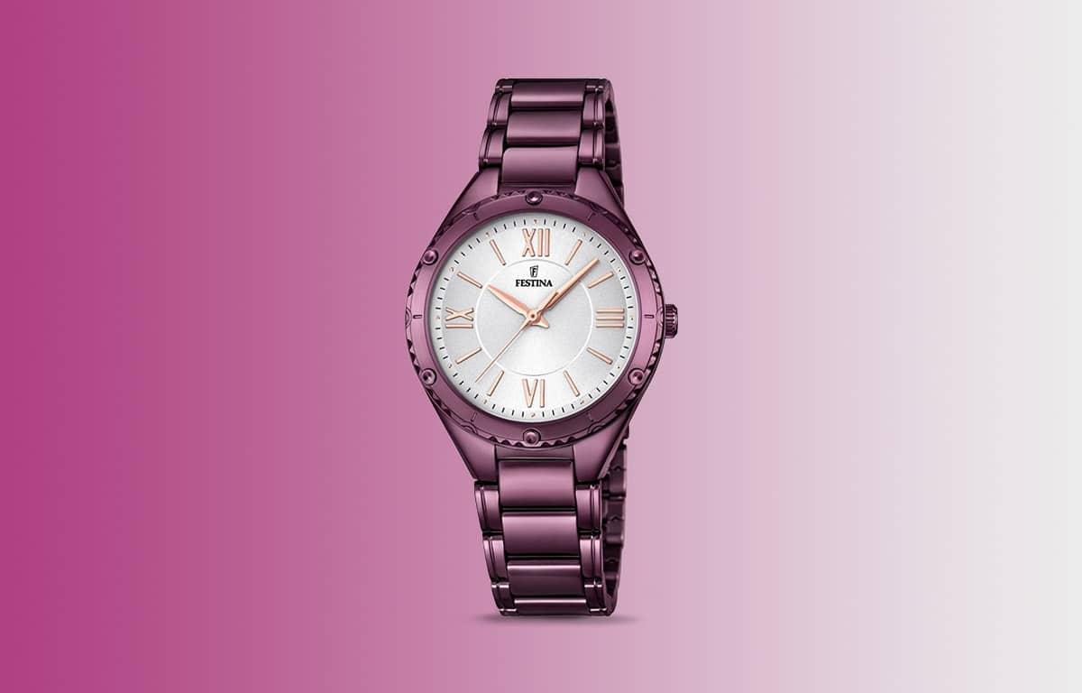 Elegantul ceas pentru fete Festina Junior