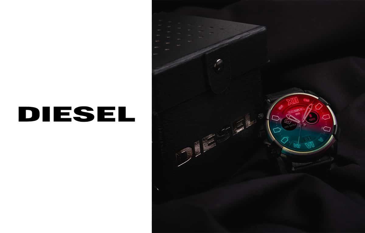 Marca Diesel este parte Fossil Group