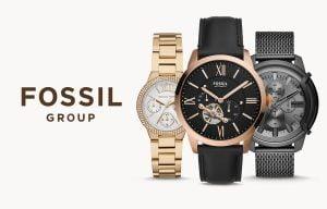 Fossil Group face parte printre cele mai mari ceasornicării din lume