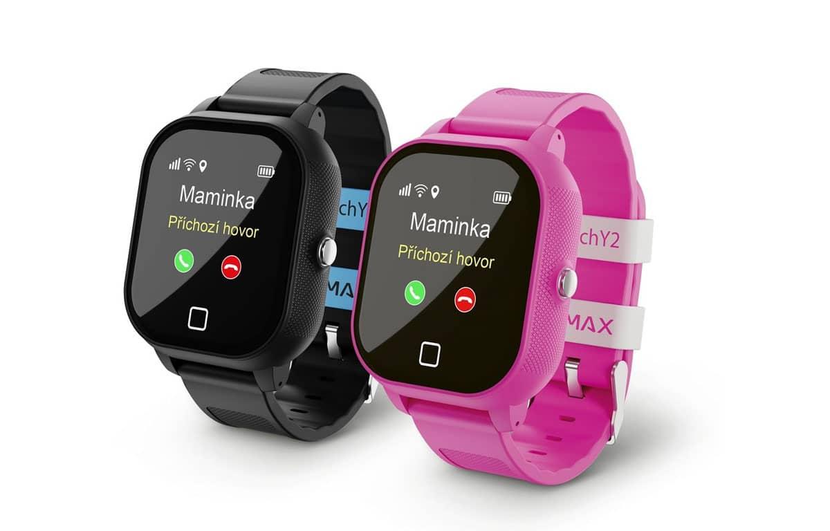 Ceasurile smart pentru copii Lamax WatchY2