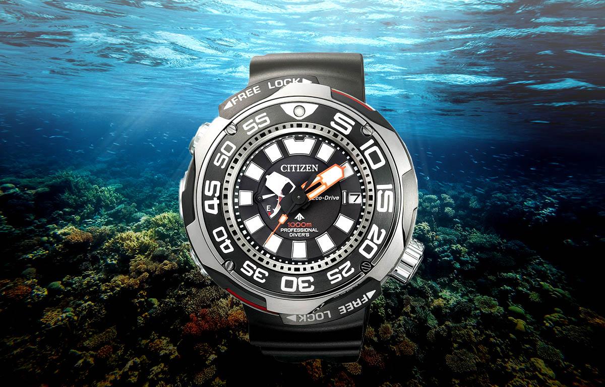 Ceasuri de scufundare profesional Citizen BN7020-09E