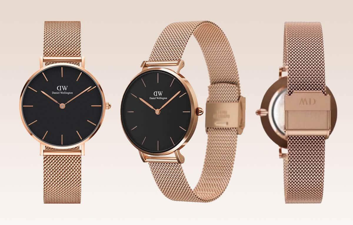 Ceasuri ieftine de damă Daniel Wellington
