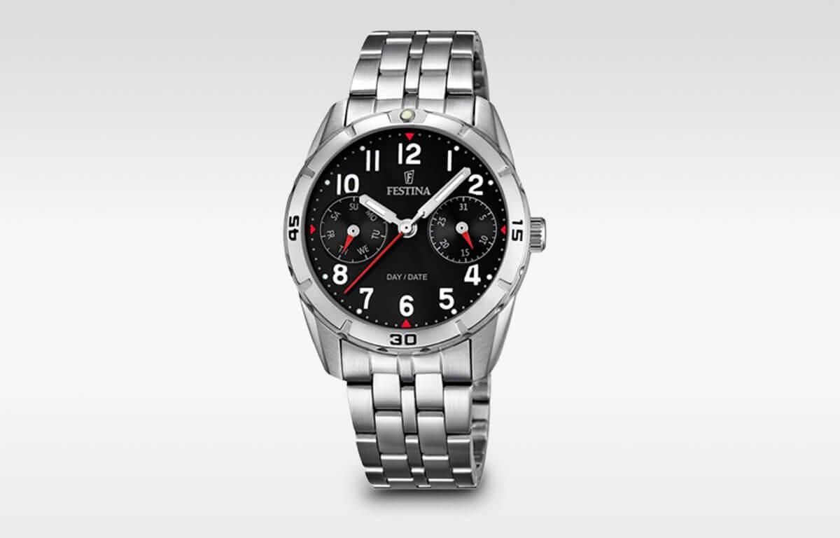 Extraordinarul ceas pentru băieți Festina cu un design elegant