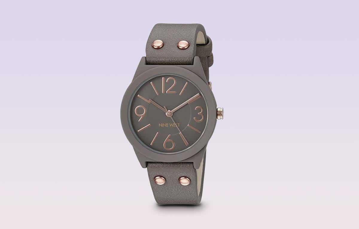 Noutate printre ceasurile ieftine de damă - marca Nine West