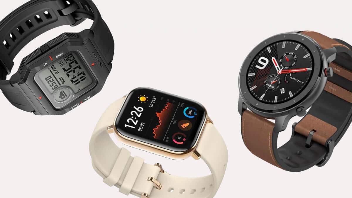 Calitate la preț rezonabil oferă ceasurile smart ieftine a mărcii Amazfit