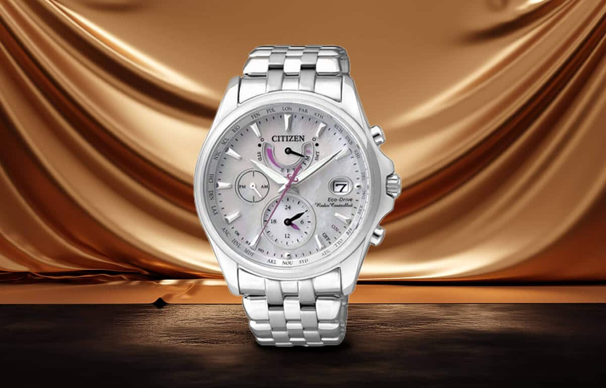 Ceasul luxuriant de damă Citizen