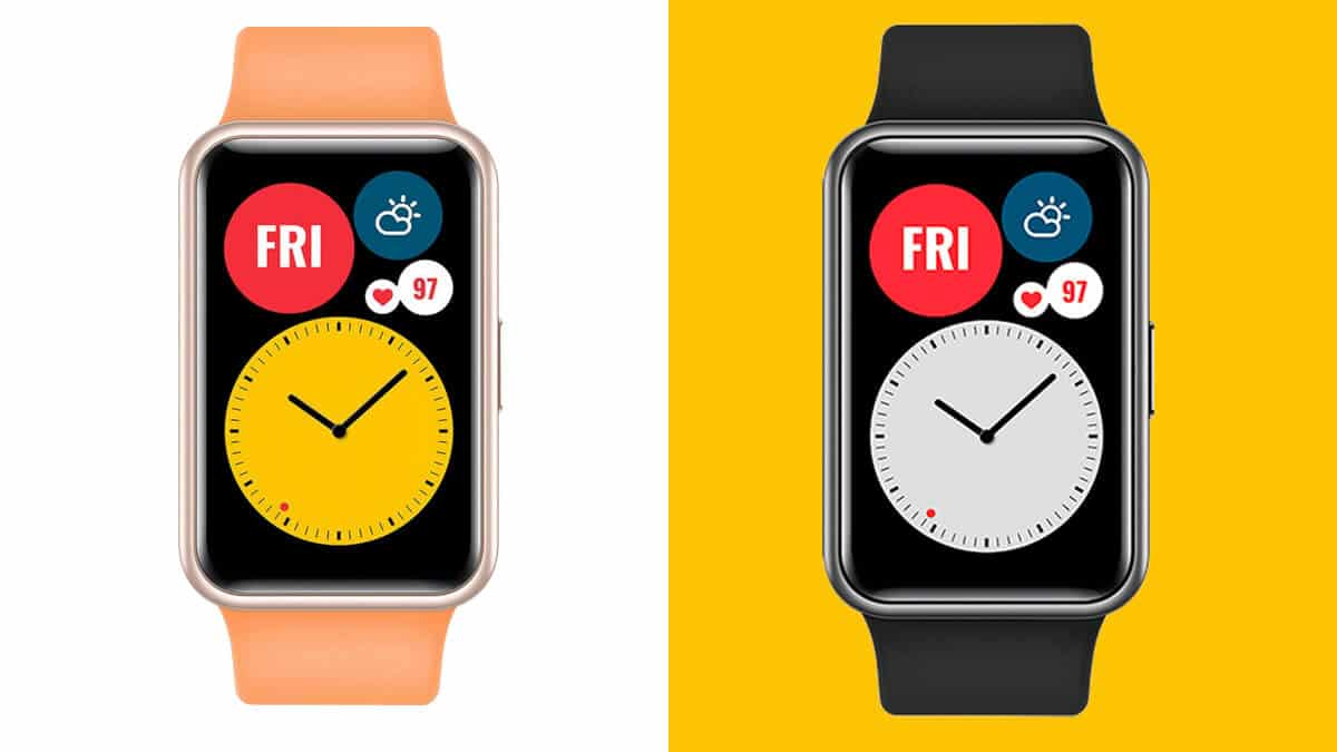 Ceasurile inteligente Huawei Watch Fit sunt un produs excelent pentru a începe în lumea ceasurilor smart