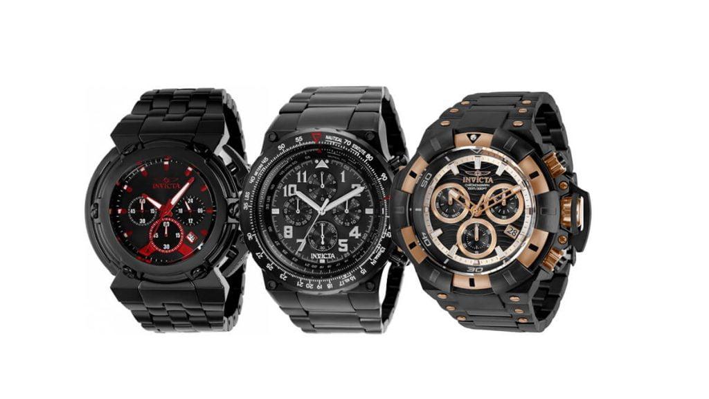 Inconfondibilele ceasuri Invicta pentru bărbați