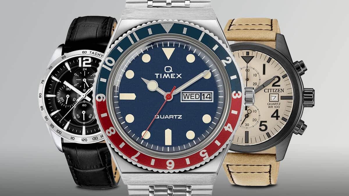 Ceasuri ieftine pentru bărbați pot fi găsite în portofoliul producătorilor renumiți